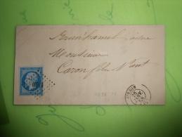Lot Du 17.08.13_11_lettre De Hirson,PC1520, Variété,nuance - Storia Postale
