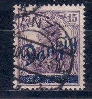 Danzig  Germania MiNr 22 A Infla-echt - Danzig