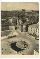 Czechoslovakia - Tchequie - Praha - Prague, Staromestske Namesti - Old Town Square, Photocard - Slowakije