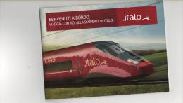 Alt313 Treno, Train, Alta Velocità, High-speed Rail, Grande Vitesse, Italo, First Private Company Railway - Europa