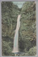 Indonesien Waterval Onder De Merapi Fortdekock 1912-07-06 Mofara Aman Foto M.Rosenberg - Indonésie