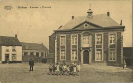 Zichem :   Klooster :   Ecrit 1935 Avec Timbre ) - Scherpenheuvel-Zichem