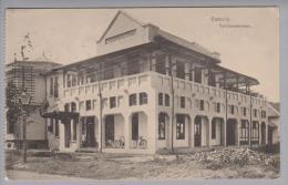 Indonesien Batavia (Jakarta) Telefoonkantoor 1914-07-14 Foto G.Kolff - Indonésie