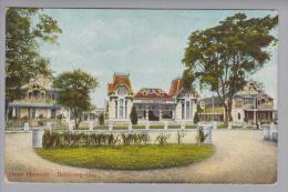 Indonesien Bandoeng Java Hotel Homann 1914-05-27 Foto - Indonésie