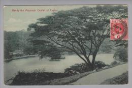 Ceylon 1913-03-13 Kandy The Mountain Foto #288 - Sri Lanka (Ceylon)