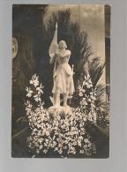 42/1307/ 54 - CARTE PHOTO  NANCY  Sans Intitulé (Jeanne D´Arc,; Cathédrale????) - Francia