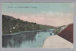 Indonesien Padang Gezicht Op De Handelskade Benkoelen 1912-10-11 Foto M.Rosenberg - Indonésie