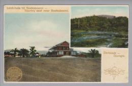 Indonesien Landhuis Bij Soekaboemi 1914-05-20 Foto - Indonésie