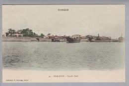 Vietnam Tonkin Nam-Dinh 1908-11-27 Foto V.Demange - Viêt-Nam