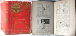 L'Idée Fixe Du Savant COSINUS / CHRISTOPHE / Éditions Armand COLIN De 1920 - Bücher, Zeitschriften, Comics