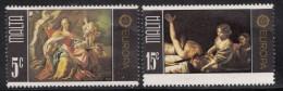 Malta 1975 Europa CEPT Mi#512-513 Mint Never Hinged