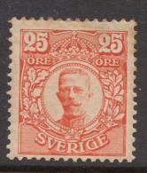 Sweden 1911 Mi#75 Mint Hinged