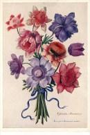 MEDICI WILD FLOWER SERIES - ANEMONES By NICOLAS ROBERT - Flowers, Plants & Trees