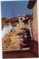 Vintage Postcard,  Street Of Sumpango, Guatemala (ref.#- 2729se) - Guatemala