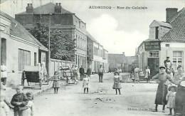 62 AUDRICQ Rue Du Calaisis (TOP) - Audruicq