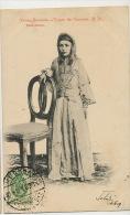 Types Du Caucase No 58  P. Used Phototypie Scherer Nabholz Moscou - Armenia