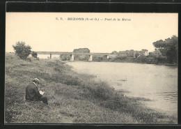 CPA Bezons, Pont De La Morue - Bezons