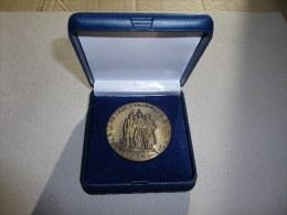 Médaille Gendarmerie Dans Son Coffret - Police & Gendarmerie