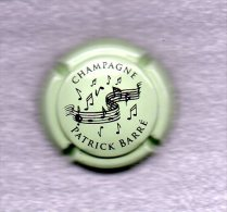 CAPSULE  BARRE  Patrick    Ref 3  !!! - Champagne