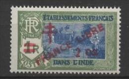 French India - Inde (1943) Yv. 200 / - India (1892-1954)