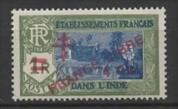 French India - Inde (1943) Yv. 202  / - India (1892-1954)