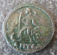 #393 - Constantinopolis - VF! - 8. La Fin De L'Empire (363-476)