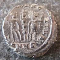 #398 - Constans - GLORIA EXERCITVS - VF! - 7. L'Empire Chrétien (307 à 363)