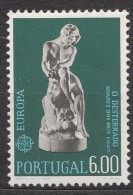 Portugal 1974 Mi#1233 Lightly Hinged Europa-CEPT - Unused Stamps