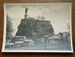 ?? ( Identificier / ? .......? / Standbeeld Op Rots ) Anno +/- 195.... ( Voir Photo Pour Détail ) ! - Lieux