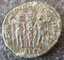 #407 - Constans - GLORIA EXERCITVS - XF! - 7. L'Empire Chrétien (307 à 363)