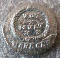 #409 - Iulianus II. - VOT X MVLT XX In Kranz - VF! - 7. L'Empire Chrétien (307 à 363)