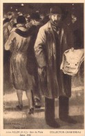 SOIR DE PARIS PAR JULES ADLER / SALON 1930 / COLLECTION CHANTEREAU - Arts