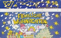 TWK Österreich, Fröhliche Weihnachten, Gebraucht - Oesterreich