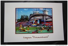 Donetsk OLIMPISKY (ex LOKOMOTIV)  Stadium - Stade. FIELD. New Edition (2013) - Stades