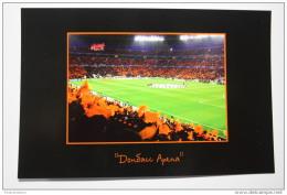 Donetsk DONBASS ARENA EURO 2012 Stadium - Stade. FIELD. New Edition (2013) - Estadios