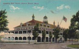 Massachusetts Revere Beach Condit's Ball Room 1915
