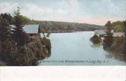 New Hampshire Channel From Lake Winnepesaukee To Long Bay