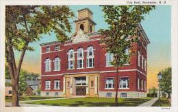 New Hampshire Rochester City Hall Artvue