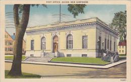 New Hampshire Dover Post Office Artvue - Dover