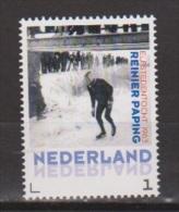 Nederland Netherlands Pays Bas Holanda 1710 MNH; Schaatsen, Patiner, Patinar, Scating, Elfstedentocht, Reinier Paping - Hiver