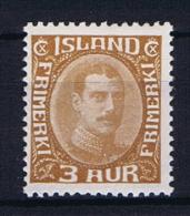 Iceland: 1931  Mi 157   MNH/** - 1918-1944 Autonoom Bestuur