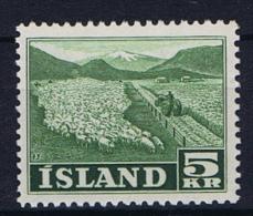Iceland: 1950  Mi 270 MNH/** - Ongebruikt