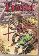 LANCELOT ALBUM RELIE N° 31 (N°109/110/111) -  1977 - MON JOURNAL - ASSEZ BON ETAT - Lancelot