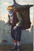 TURQUIE - MARCHAND DE DATTES - CONSTANTINOPLE. - Turkey
