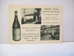 "Fonti Feja  ""Castelletto D'Orba"" AL  ""Piemonte""  (Italia - Alessandria"