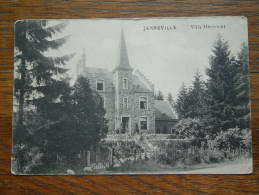 Villa Hérimont JENNEVILLE ( Gekreukt ) Anno 1921 ( Zie Foto Voor Details ) !! - Libramont-Chevigny