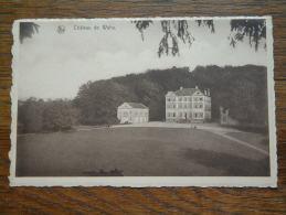 Château De WAHA / Anno 1948 ( Zie Foto Voor Details ) !! - Marche-en-Famenne