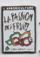Laboratoires Ciba Geigy Agro , Arboriculture  , Pomme , La Passion Du Fruit - Unclassified