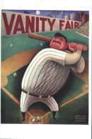 (636) Vanity Fair  (repro Card) - Baseball - Cartoline