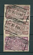 TR 249+246 Gestempeld RAMSKAPELLE - 1923-1941